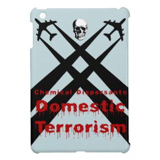 化学分散剤は国内テロリズムです iPad MINIケース