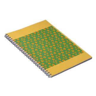 化学原子および分子のノート ノートブック