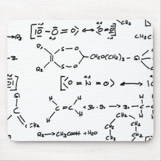 化学式 マウスパッド
