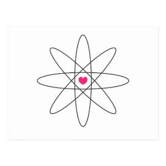 化学愛 ポストカード
