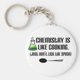 化学料理 キーホルダー