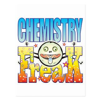 化学気紛れな変種 ポストカード