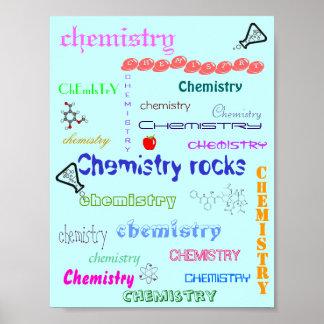 化学石! ポスター