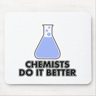 化学者それはよくします マウスパッド