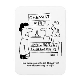 化学者は決まり悪いプロダクトだけを販売します マグネット