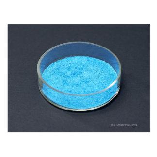 化学薬品 ポストカード