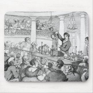 化学講議、c.1809 マウスパッド