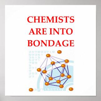 化学 ポスター