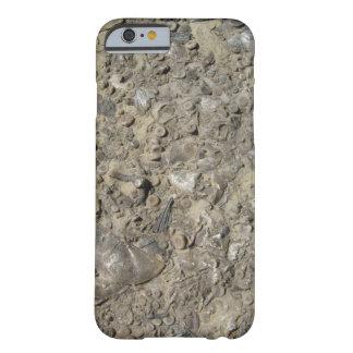 化石の挽肉料理のプリント BARELY THERE iPhone 6 ケース