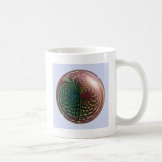 化石の波球 コーヒーマグカップ