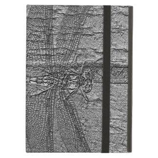 化石化されたトンボ iPad AIRケース