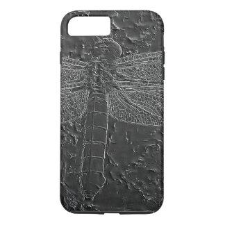 化石化されたトンボ iPhone 8 PLUS/7 PLUSケース