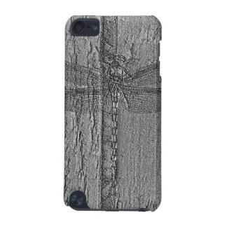 化石化されたトンボ iPod TOUCH 5G ケース