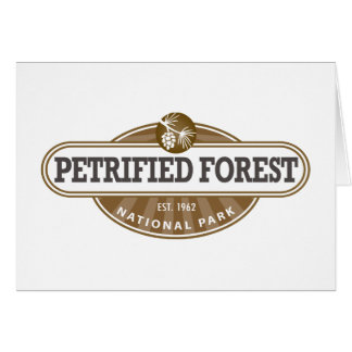 化石森林の国立公園 カード