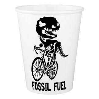 化石燃料 紙コップ