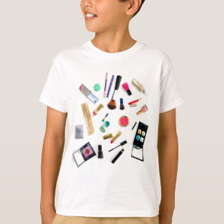 化粧 Tシャツ
