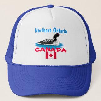 北のオンタリオ、カナダ キャップ