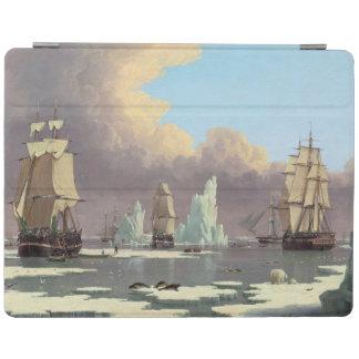 """北のクジラ漁業: """"白鳥""""及び""""イザベラ"""" iPadスマートカバー"""
