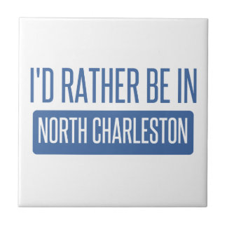 北のチャールストン タイル