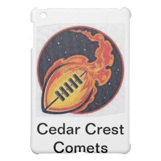 北のテキサス州ポップ・アートのなワーナーのヒマラヤスギの頂上の彗星 iPad MINI カバー