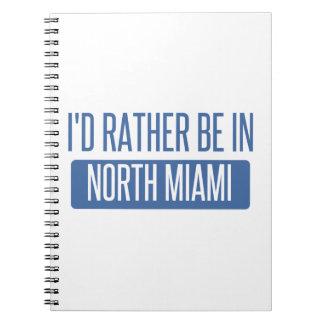 北のマイアミ ノートブック