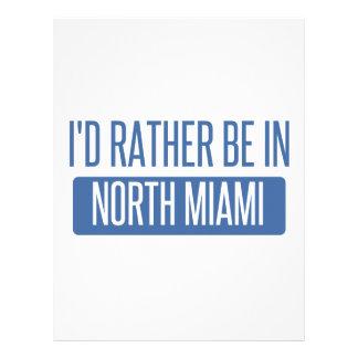 北のマイアミ レターヘッド