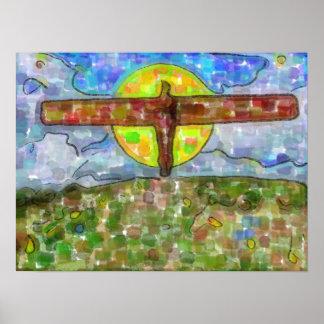北の天使 ポスター