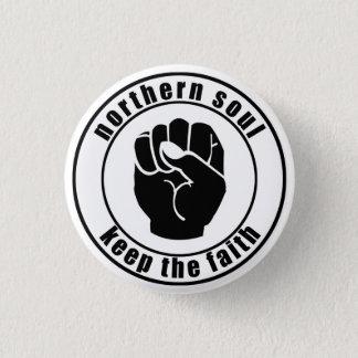 北の精神パッチは信頼ボタンを保ちます 缶バッジ