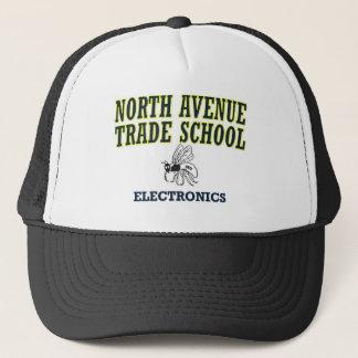 北の道貿易学校-電子工学 キャップ
