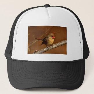 北の(鳥)ショウジョウコウカンチョウ キャップ