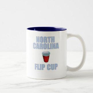 北のCarolnaフリップコップ ツートーンマグカップ