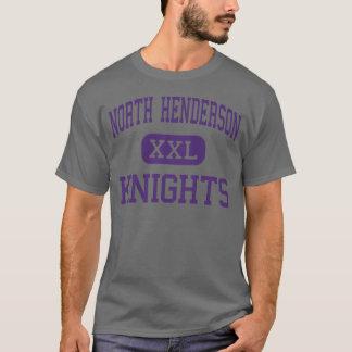 北のHenderson -騎士-高Hendersonville Tシャツ