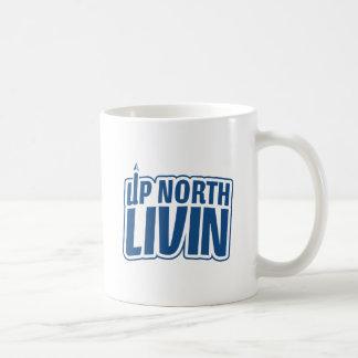 北のLivinの上 コーヒーマグカップ