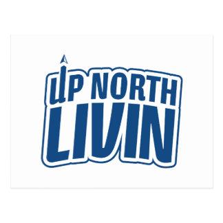 北のLivinの上 ポストカード