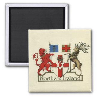 北アイルランドのためのコートの腕 マグネット