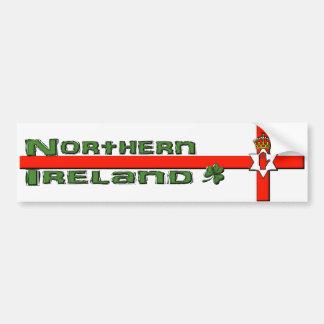 北アイルランドのバンパーステッカー バンパーステッカー
