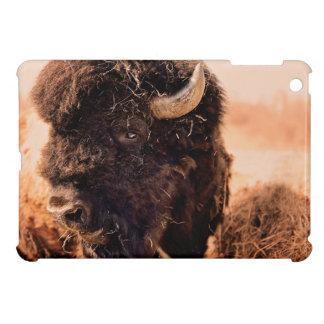 北アメリカのバイソンBull iPad Miniケース