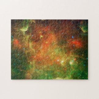 北アメリカの星雲のパズル ジグソーパズル