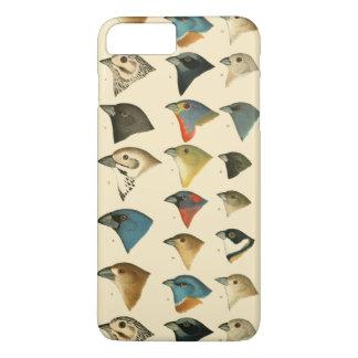 北アメリカの鳥 iPhone 8 PLUS/7 PLUSケース