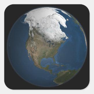 北アメリカ上の全体的な意見 スクエアシール