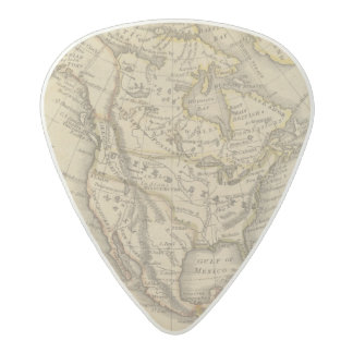 北アメリカ10 2 アセタール ギターピック