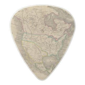 北アメリカ14 アセタール ギターピック