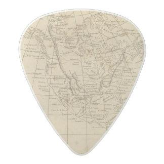 北アメリカ15 アセタール ギターピック