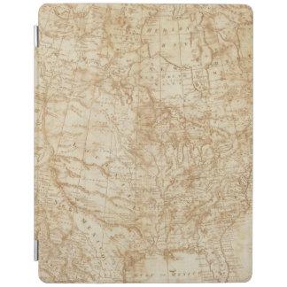 北アメリカ1804年 iPadスマートカバー