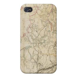 北アメリカ2のインドの解決 iPhone 4 CASE