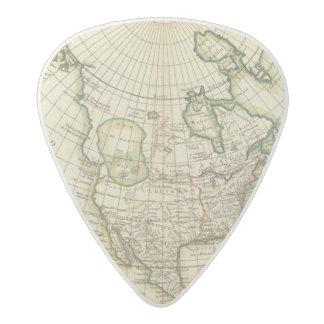 北アメリカ21 アセタール ギターピック