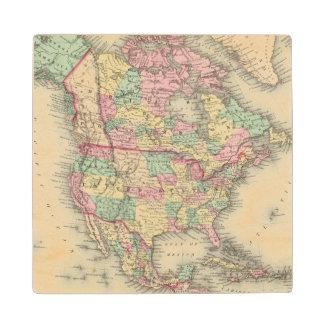 北アメリカ27 ウッドコースター