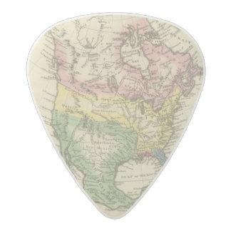 北アメリカ2 アセタール ギターピック