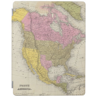 北アメリカ35 iPadスマートカバー