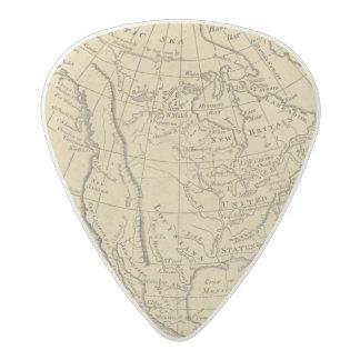 北アメリカ44 アセタール ギターピック